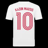 T-Shirts ~ Männer Slim Fit T-Shirt ~ KAZUN MAUSIS 10 (Away)