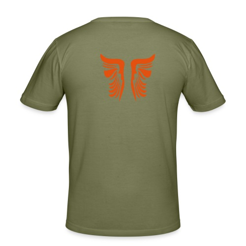 Mens raven tshirt - Men's Slim Fit T-Shirt