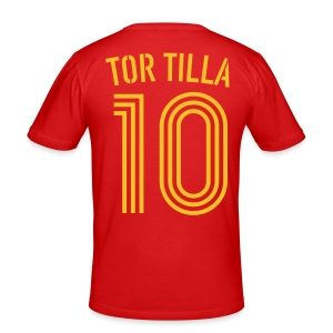TOR TILLA 10 (Home) - Männer Slim Fit T-Shirt