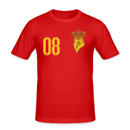 T-Shirts ~ Männer Slim Fit T-Shirt ~ CAMPEON 08