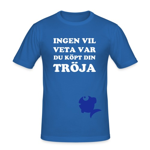 Tröja - Slim Fit T-skjorte for menn