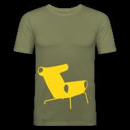 T-Shirts ~ Men's Slim Fit T-Shirt ~ Product number 6230071
