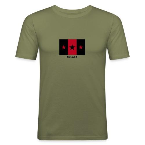 Nulaga T-Shirt - Männer Slim Fit T-Shirt