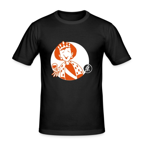 Koninginnedag Trix T-shirt - slim fit T-shirt