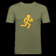 Tee shirts ~ Tee shirt près du corps Homme ~ Majica