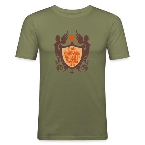 Seven Sins - slim fit T-shirt