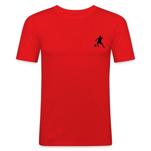 allez meaulte - T-shirt près du corps Homme