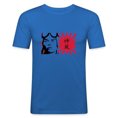 Kamikaze - T-shirt près du corps Homme