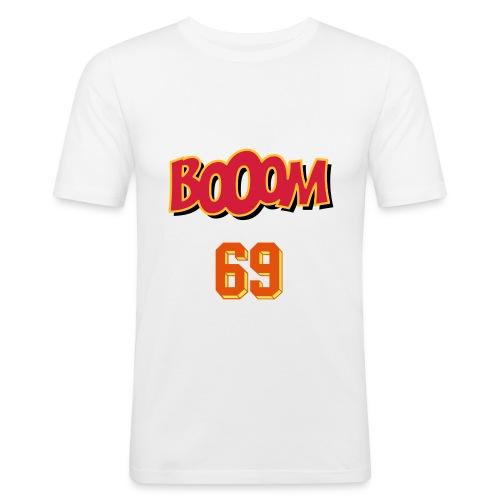 BOOM 69 - Men's Slim Fit T-Shirt