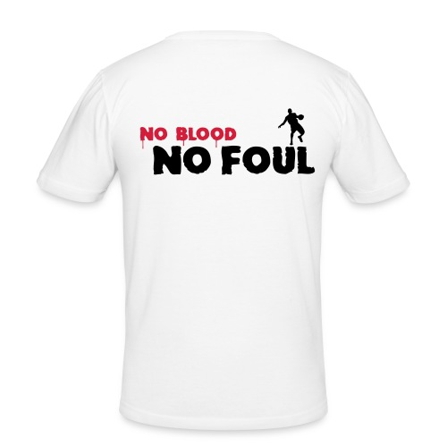 Hard Basket Shirt - T-shirt près du corps Homme