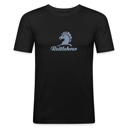 reitmeister_Shirt - Männer Slim Fit T-Shirt