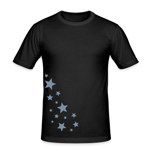 Stars - Men's Slim Fit T-Shirt