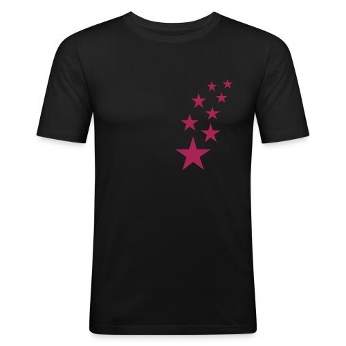 iCandi Star Tee - Men's Slim Fit T-Shirt
