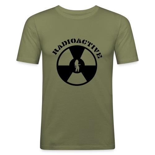 Radioactive - Shirt - Männer Slim Fit T-Shirt