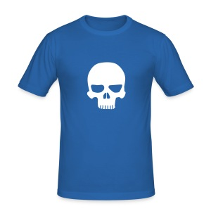 CFF Skull T-Shirt - Men's Slim Fit T-Shirt