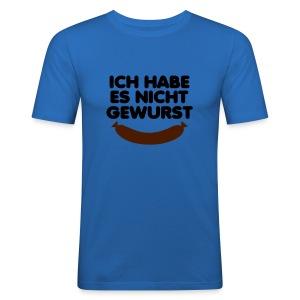 Humor: Ich habe - slim fit T-shirt
