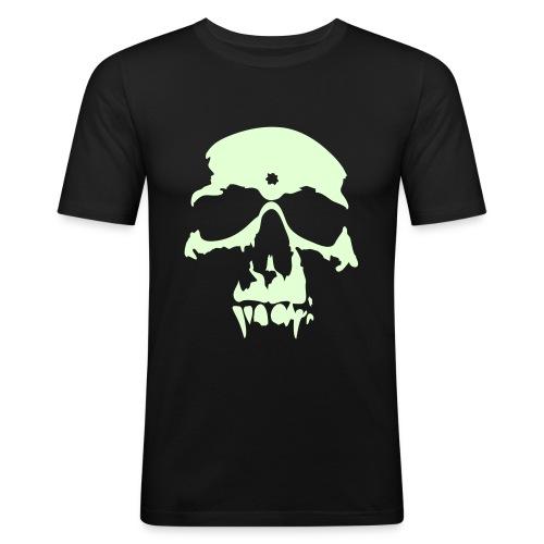 SKULL! - Men's Slim Fit T-Shirt