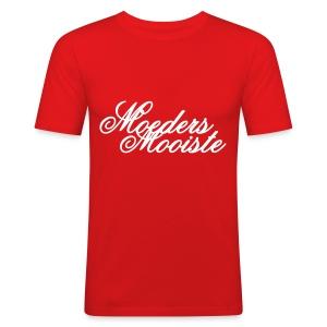 Moeders Mooiste! - slim fit T-shirt