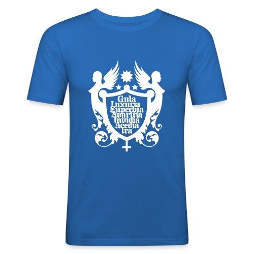 Pecados capitais - Camiseta ajustada hombre