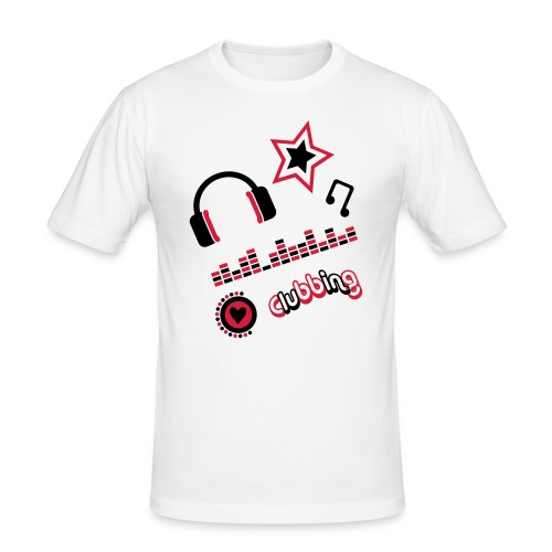 Clubbing - Männer Slim Fit T-Shirt