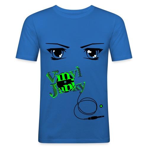 DJ style - T-shirt près du corps Homme