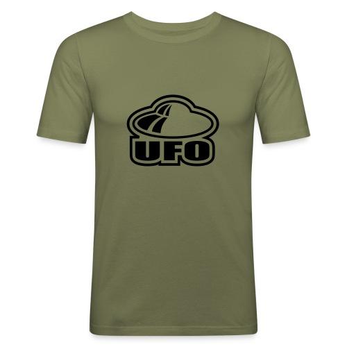 UFO - T-shirt près du corps Homme