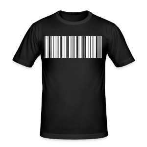 Barcode - slim fit T-shirt