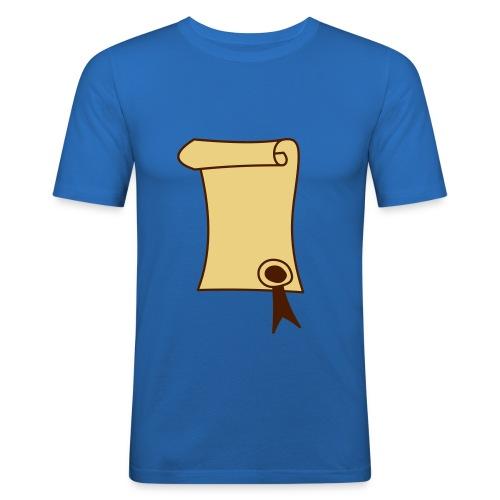 Document - Men's Slim Fit T-Shirt