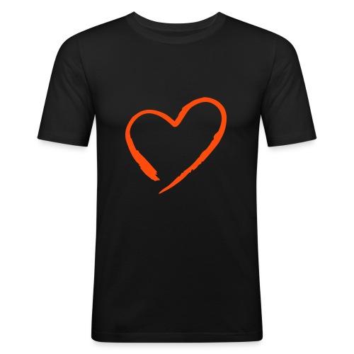 Amor, amor - Camiseta ajustada hombre