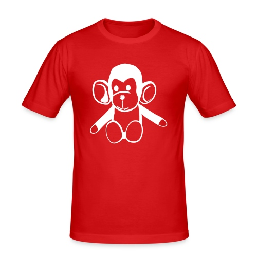 No seas mono - Camiseta ajustada hombre