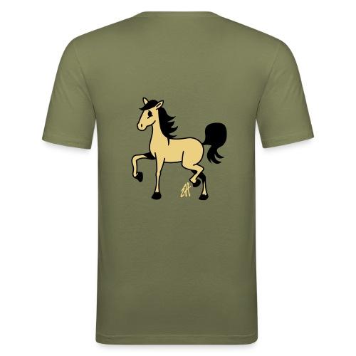 Hard man tshirt - Men's Slim Fit T-Shirt