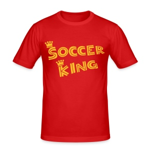 Soccer King t-shirt - slim fit T-shirt