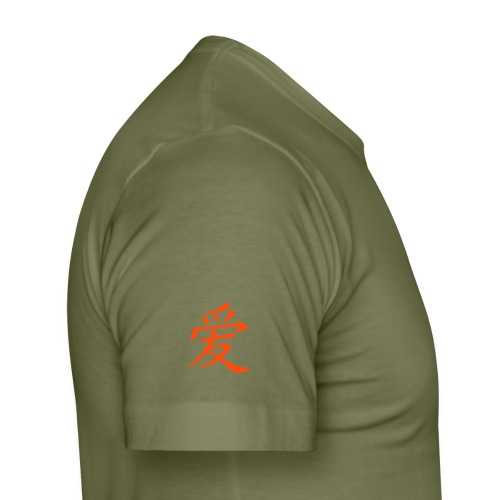 AI-BR - T-shirt près du corps Homme