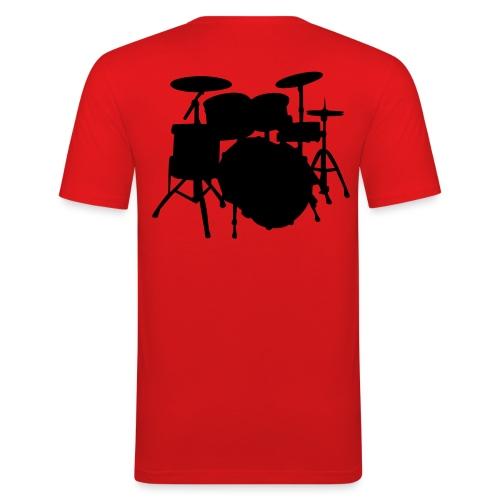 devil - Männer Slim Fit T-Shirt