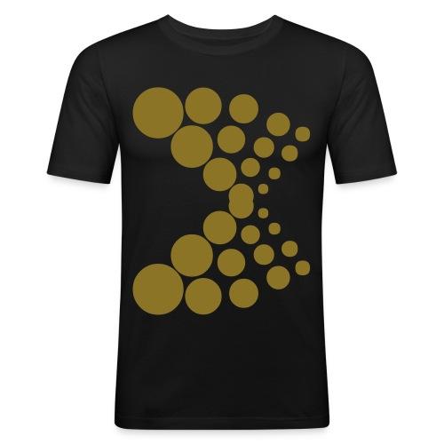 Golden Trail - Herre Slim Fit T-Shirt