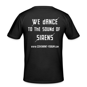 We Dance - Männer Slim Fit T-Shirt