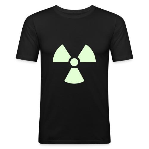 Fluorescente - Camiseta ajustada hombre