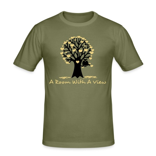 A Room With A View - Tree Tee - Men's Slim Fit T-Shirt