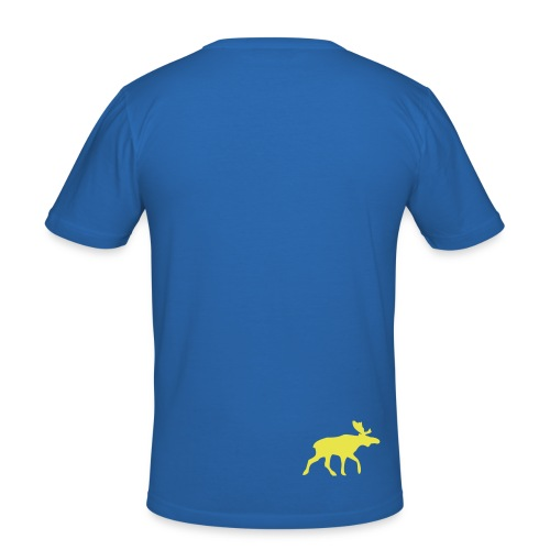 Heja Sverige - Men's Slim Fit T-Shirt