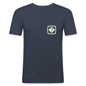 UnicodeChecker - Men's Slim Fit T-Shirt