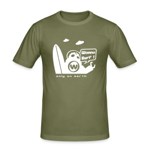 UFO - Slim Fit - Men's Slim Fit T-Shirt