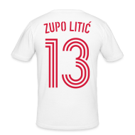 T-Shirts ~ Männer Slim Fit T-Shirt ~ ZUPO LITIC 13