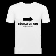 Camisetas ~ Camiseta ajustada hombre ~ Número del producto 6817954