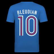T-Shirts ~ Männer Slim Fit T-Shirt ~ BLEUDIAN 10 (Home)