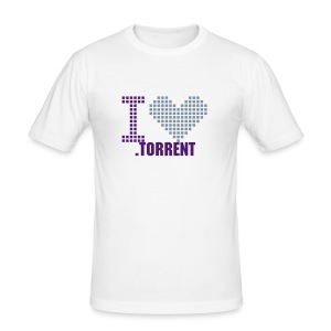 .TORRENT - slim fit T-shirt