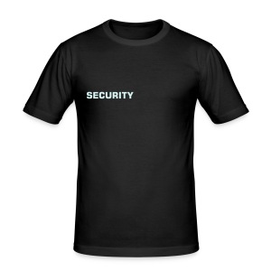 Security - Slim Fit T-shirt herr