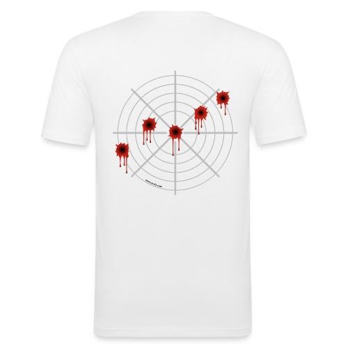 Hypocrisie Donnay - T-shirt près du corps Homme