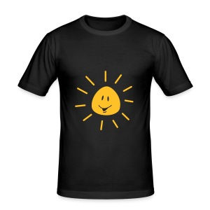 Sun smiling - slim fit T-shirt