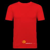 T-Shirts ~ Männer Slim Fit T-Shirt ~ Artikelnummer 8210132