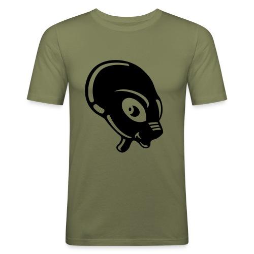 Alien - Herre Slim Fit T-Shirt